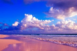 Pink-Beach-of-Great-Santa-Cruz-Island-–-Philippines