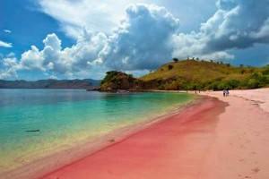 Pink-Beach-of-Komodo-–-Indonesia