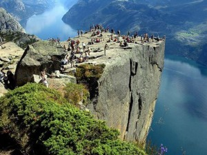 Preikestolen-in-Norwegian