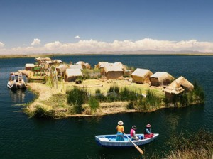 The-Uros-Floating-Islands