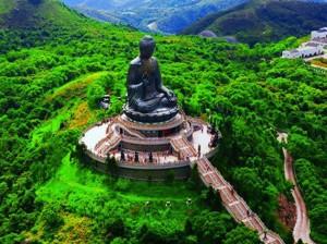 Tiantan-Buddha-on-Lantau-Island