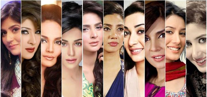 pakistani actress