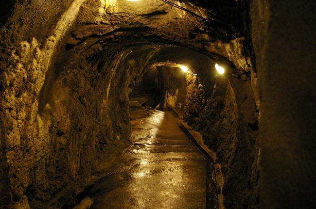 Czech Catacombs