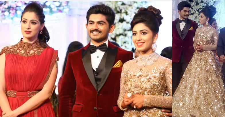 Saravana Stores Daughter Wedding